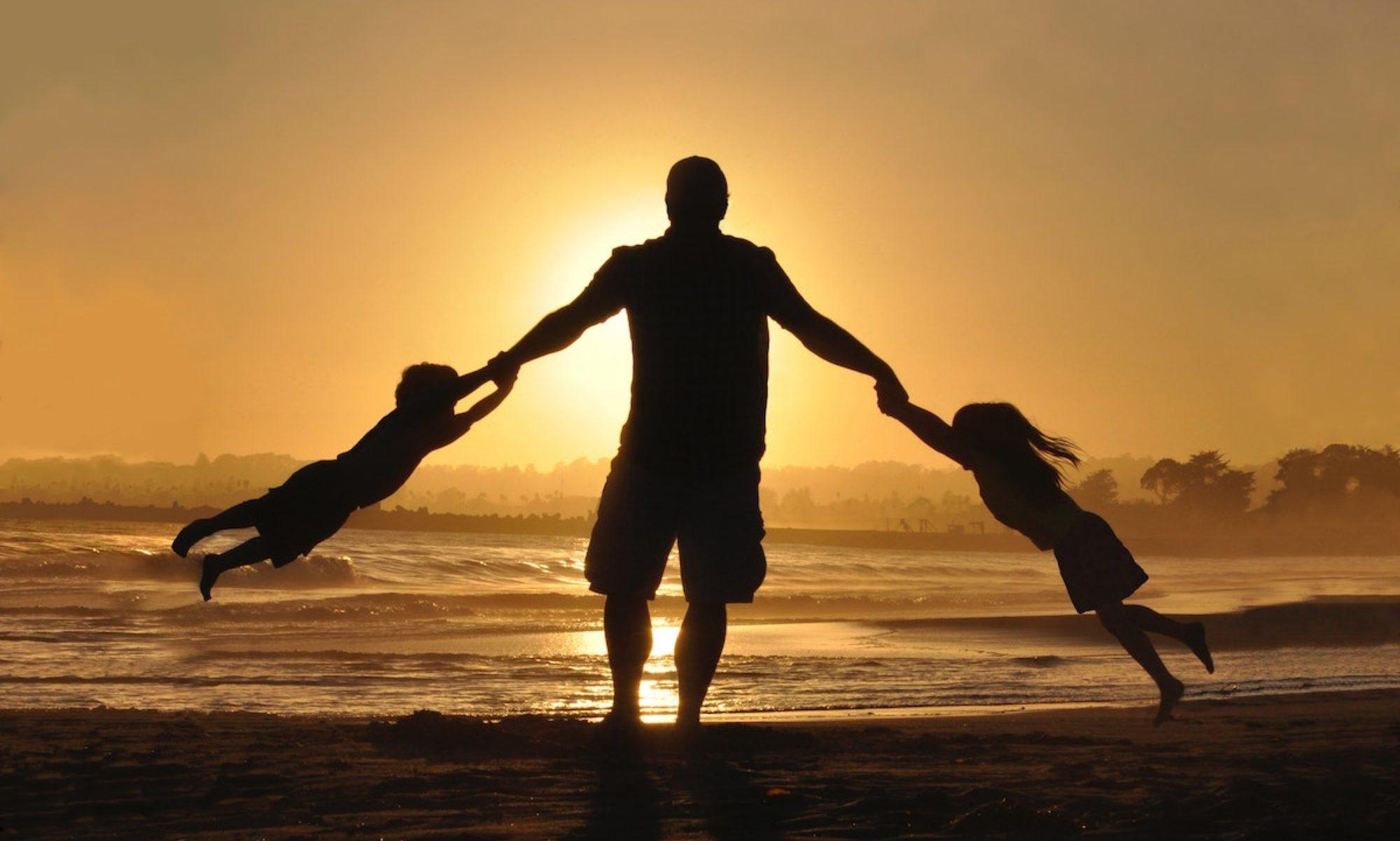 Persönliche Entwicklung für Väter, Sportler und Unternehmer